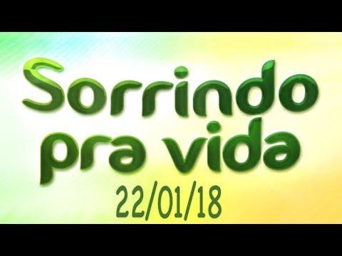 Sorrindo Pra Vida de 22/01/18 - Paula Guimarães e Márcio Mendes