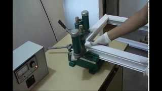 Upvc Portable Window Manufacturing Machine