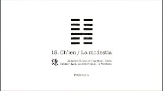 Nubila - Portales (Trilogia I - 15. Ch'ien / La modestia)