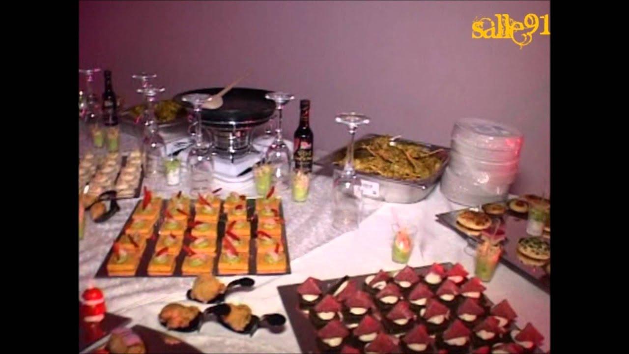 dcoration de salle traiteur halal wwwsalle91comsalle de rception salle91 youtube - Traiteur Perpignan Mariage