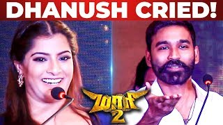 Varalaxmi | Maari 2 press meet
