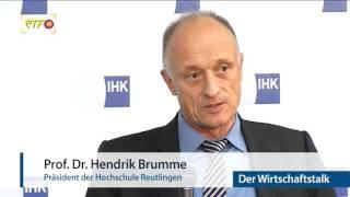 Thema: Gründerregion Neckar-Alb