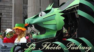 St. Patrick's Day Parade - Ireland   St. Paddy's Day #2017   Irish Celebration   Kate Claudia 2017 ✔ Top 10 Video