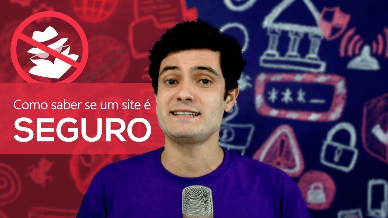 b14ee8e46 Como saber se um site é seguro? 2019 - Hostinger Brasil - YouTube