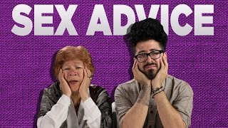 Latina Grandmas Give Sex Advice