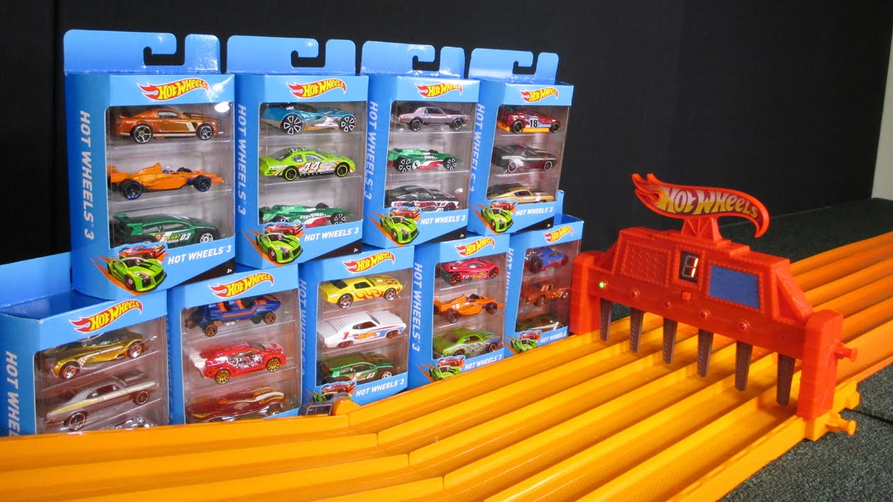 hot wheels dhr downhill racing multi pack exclusives on. Black Bedroom Furniture Sets. Home Design Ideas