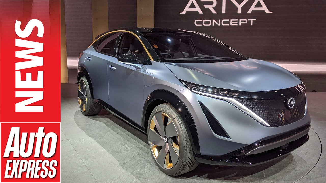 Nissan Ariya - fully-electric crossover to enter ...