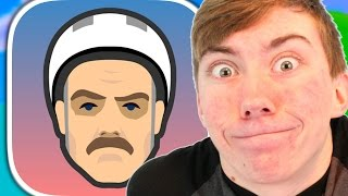 Happy Wheels - OFFICIAL HAPPY WHEELS MOBILE APP (iPhone Gameplay Video)