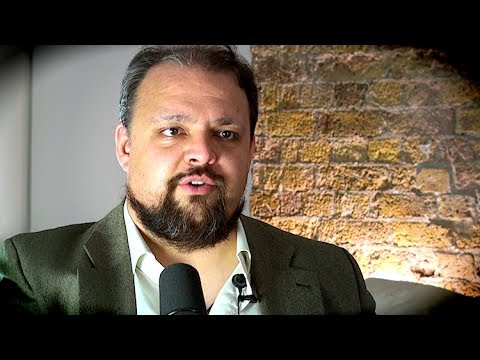 Vinay Gupta - Gun Control Precedes Genocide | London Real