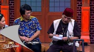 Ini Talk Show 23 Juli 2015 Part 4/6 - Bella Fawzi, Ikang Fawzi, Seto Mulyadi, Dea Seto