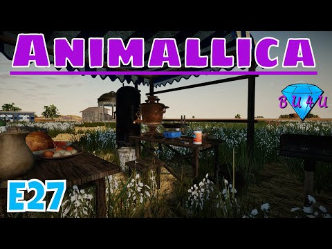 Cooking up provisions | Animallica 2.22 | Let's Play | S2E27