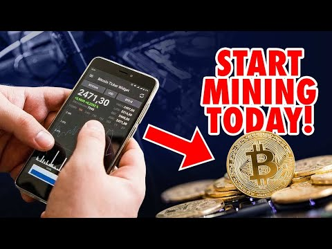 How To MINE Bitcoin On IPhone For EASY Money.. Step By Step Tutorial 2021