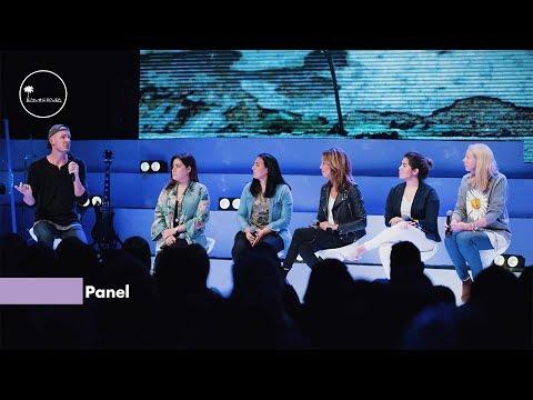#ConfEllas 17 - Conf 2 - Sesión 5 - Panel