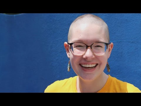Thumbnail: Teen Shaved Her Head a Week Before Prom to Raise Money for Cancer Research