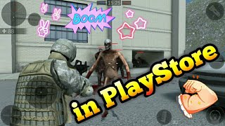 How to Download| Best Zombie online Game | for Android in Hindi |