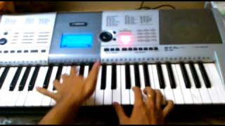 Tamil song keyboard Tutorial by Kartik