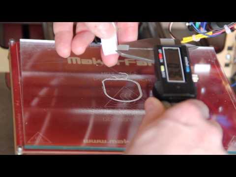 RepRap 101: Setting your 3D printer