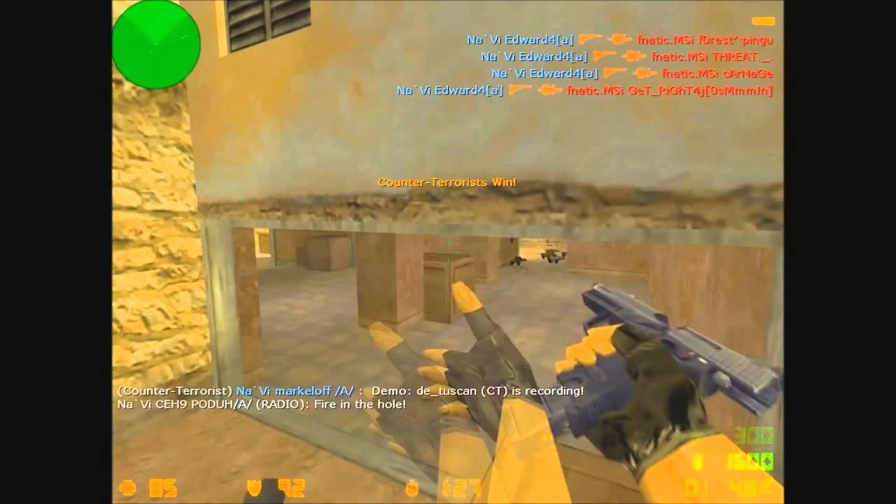 Edward legendary usp ace against fnatic 4