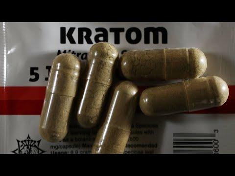 VIDEO: Agencies warn of dangers of Kratom supplements