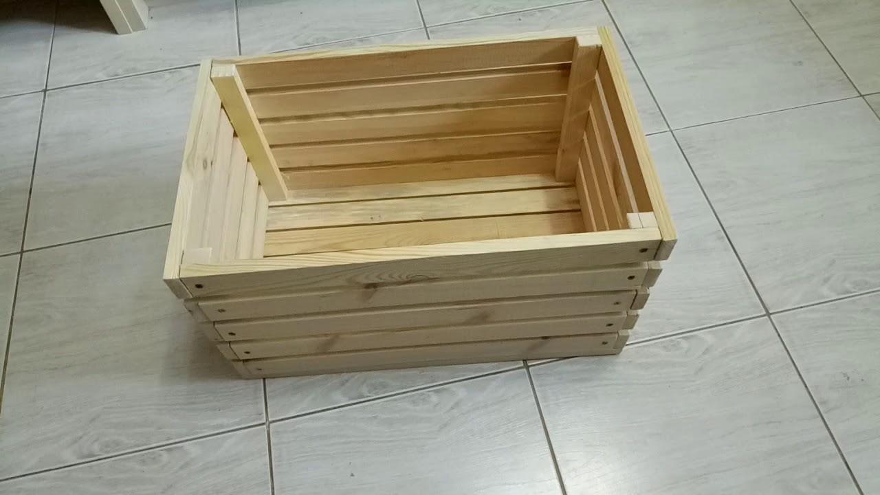 Как сделать деревянный ящики для хранения своими руками фото 708