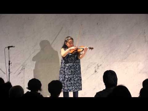天満敦子ヴァイオリンコンサート2015/望郷のバラード