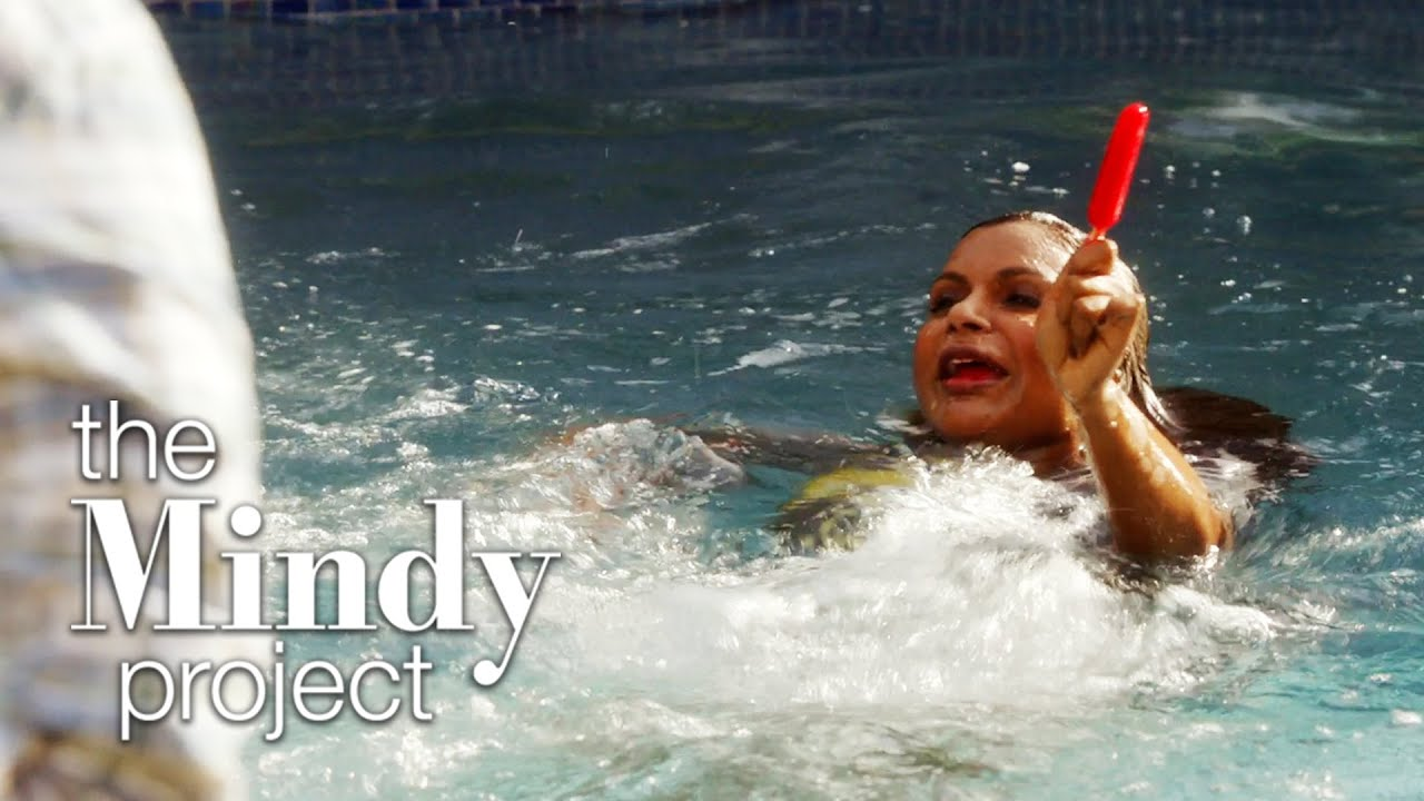 Download Mindy's Pool Boy Fantasy Gone Wrong - The Mindy Project
