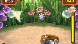 Феи Диснея игра - Семинар Фей (Disney Fairies Tinker Bells Workshop Cleanup)