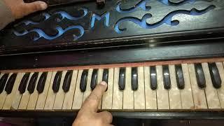 lag-ja-gale-woh-kaun-thi-harmonium-tutorial-piano-keyboard-tutorial