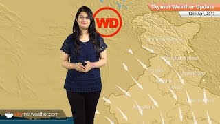 Weather Forecast for April 12: Heatwave in Delhi, Rajasthan, Gujarat; cyclone in Bay likely