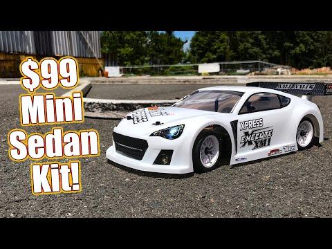 Cheap Mini Touring Car Performance Kit! - Xpress Execute XM1S Mini Sedan Review   RC Driver