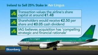 How Did IAG Secure Ireland's Aer Lingus Approval?