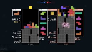 [TETR.IO AI] Zetris (3.0 PPS) …