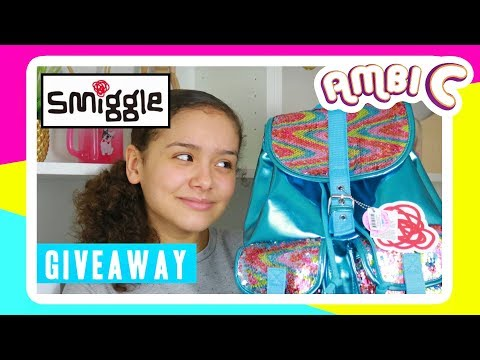 What's in My Backpack 2018 Smiggle Haul Smiggle School Supplies Stationery & Nail-a-Peel Ambi C Vlog