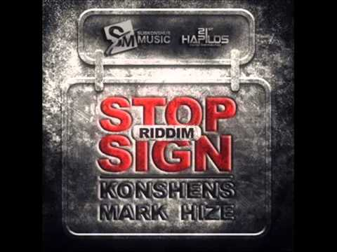 STOP SIGN RIDDIM MIXX [FULL] BY DJ-M.o.M KONSHENS, DEMARCO. LEFTSIDE and more