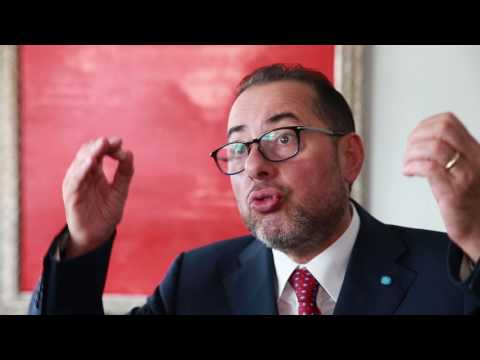 Interview with Gianni Pittella, President of the S&D Group - Unravel Travel TV