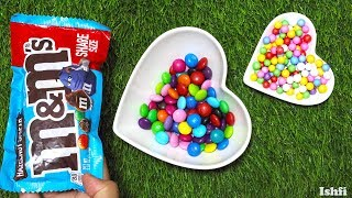 M&M Candy and Slime Show with Kids Rhymes from Ishfi