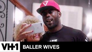 Kijafa & Michael Vick Throw A Gender Reveal Party | Baller Wives