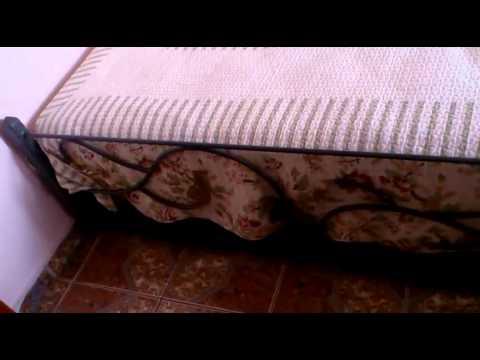 Xiropiita metalika krevatia