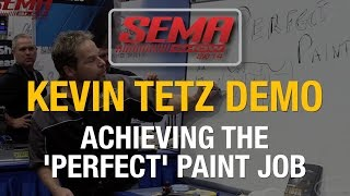 SEMA 2014 - How To Paint A Car Yourself At Home With Kevin Tetz - Eastwood(, 2015-01-20T16:50:51.000Z)