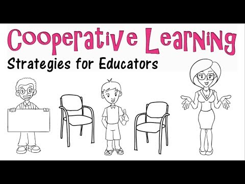 the cooperative education learning model as I have used cooperative learning strategies interspersed with other teaching models throughout my science teaching and found that all students—whether english-language learners, learning-disabled students, or accelerated learners—develop into a community of learners that models the process of open information exchange, which.