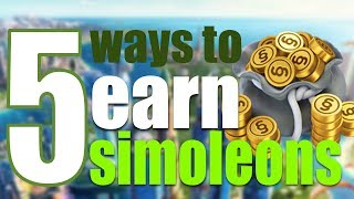 SimCity Buildit | Beginner's Tips & Tricks | 5 Ways to Earn Simoleons