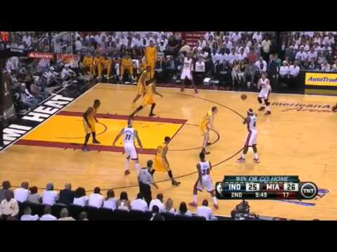 Chris Andersen Career Top Ten Plays