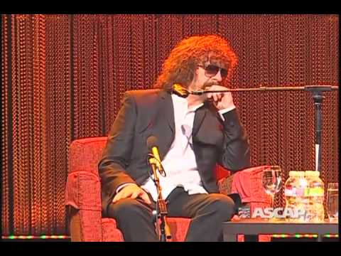 """Jeff Lynne Interviewed at ASCAP """"I Create Music"""" EXPO"""