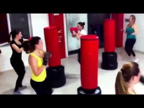Fit boxe Gregorio alla cayman fitness