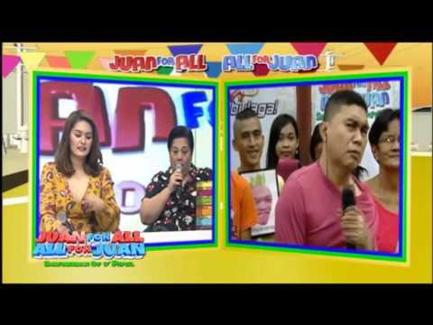 Juan For All, All For Juan Sugod Bahay | December 5, 2016