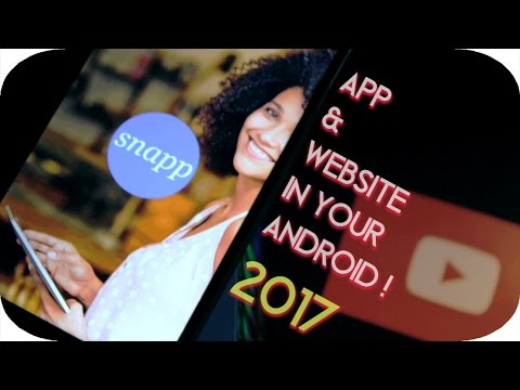 Create Website & App using your Android...