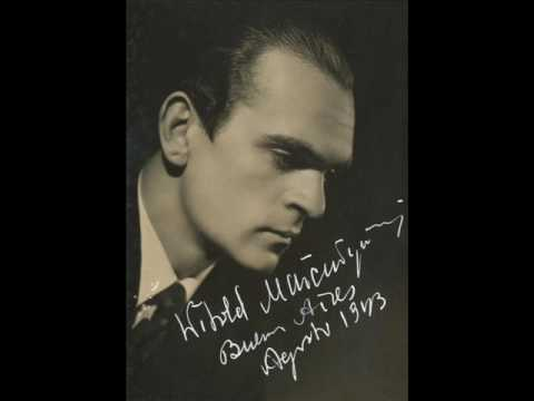 Witold Malcuzynski plays Chopin Scherzo No.  3 in C sharp minor Op. 39
