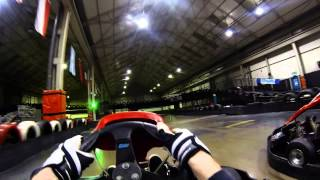 TeamSport Go Karting - Cardiff Track.