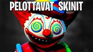 PELOTTAVIMMAT FORTNITE SKINIT! -FORTNITE TOP 10