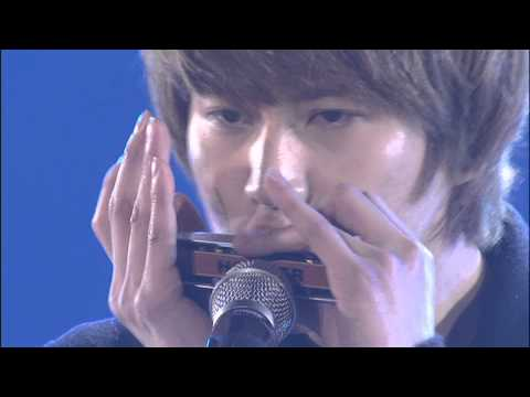[Super Junior SS4 DVD] Isn't She Lovely - Kyuhyun solo